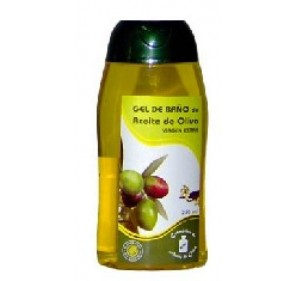 Bath and shower gel extra virgin olive oil