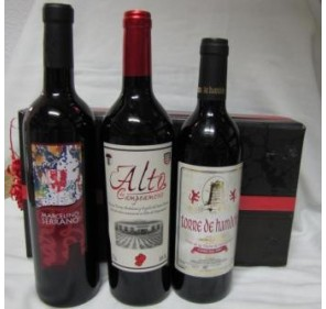 Case Selection Wines of Jaen