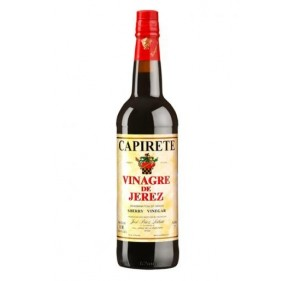 Capirete. Sherry vinegar 4 years. 375 ml.
