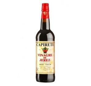 Capirete. Vinagre de Jerez 4 años. 375 ml.