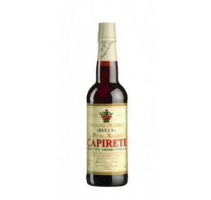 Caperete semidulce. Vinagre de Jerez al Pedro Ximenez. 375 ml
