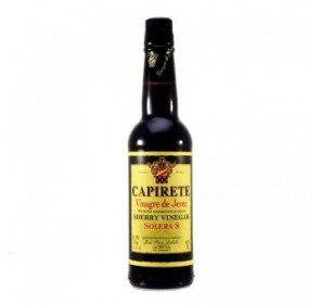 Capirete 8. Sherry vinegar. 375 ml.