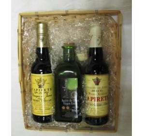 Oil and vinegar tray