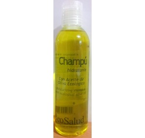 Oleosalud. Hydrating Shampoo whith organic olive oil. 200 ml.