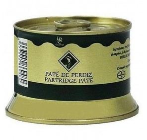 Partridge paté la Real Carolina