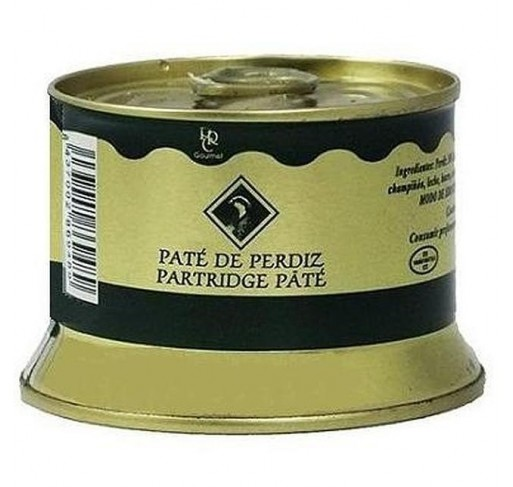 Paté de perdiz la Real Carolina