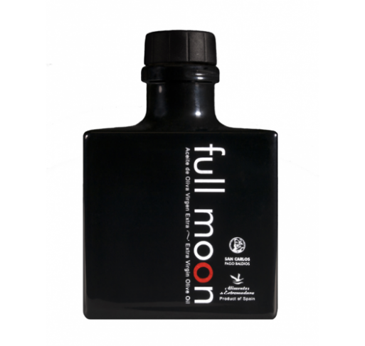 Full Moon. Aceite de oliva Arbequina. 500 ml.