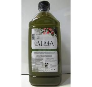 Alma Oliva sin filtrar. 2 L.