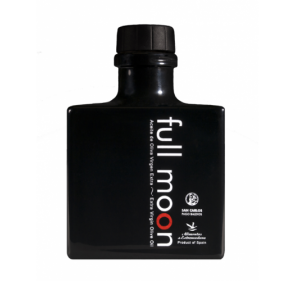 Full Moon. Aceite de oliva Arbequina. 200 ml.