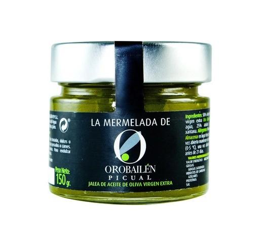Jam Oro Bailen, picual 150 gr.