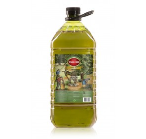 Vallejo. Picual Olive oil. 5 Liters