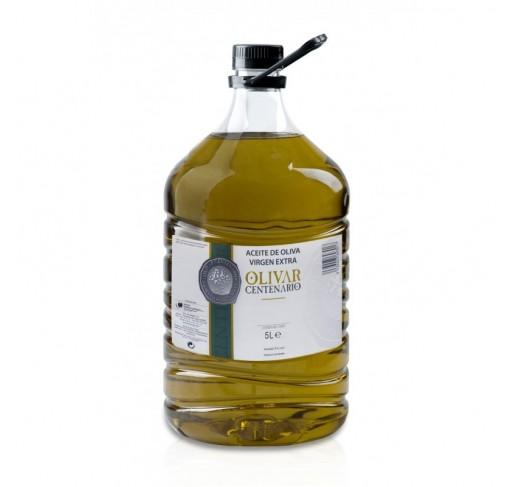 Olivar Centenario. 3 x 5 liters