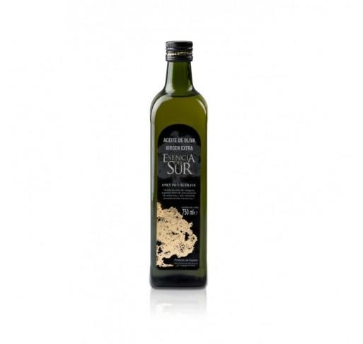 Esencia del Sur. Picual Olive oil. 12 bottles of 750ml