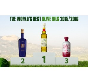 Los mejores aceites del mundo. Campaña 215-16