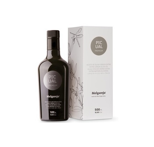 Melgarejo Selection Picual variety. 500 ML.