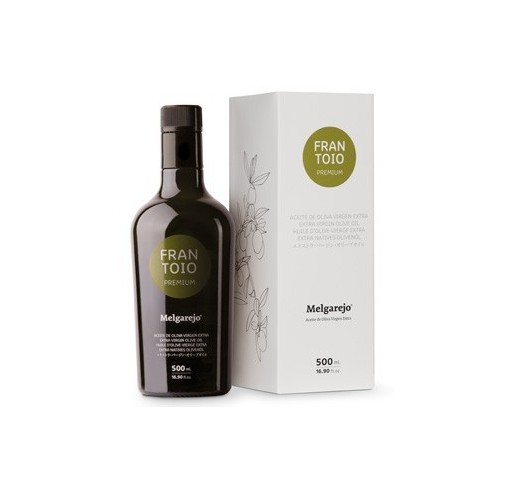 Melgarejo selection. Frantoio 500 ML