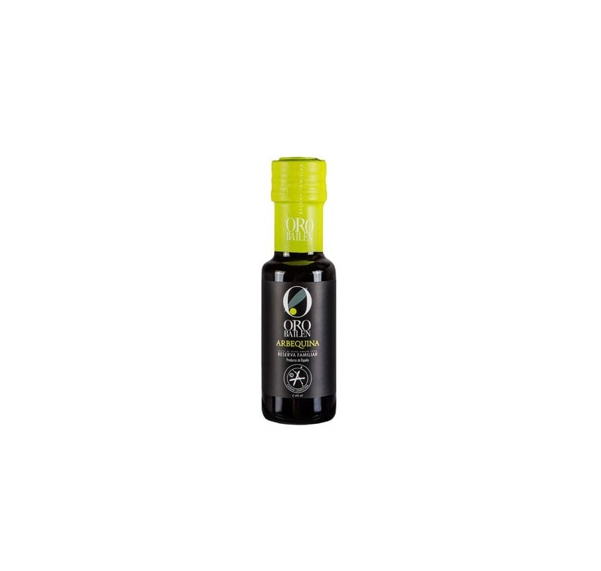Oro Bailen Reserva Familiar Arbequina 100 ml
