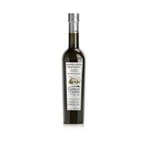 Castillo de Canena. Arbequina Olive oil. Family Reserve. 12 bottles of 250ml