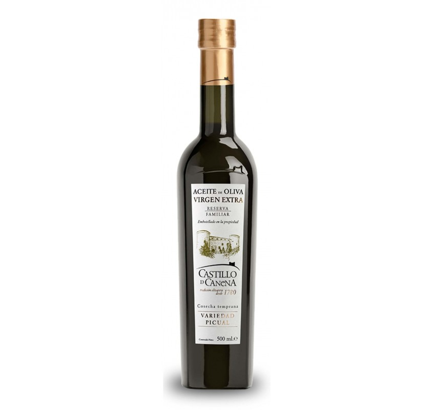 Castillo de Canena, Reserva Familiar Picual 12x 250ml.