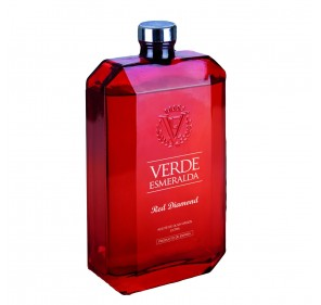 Verde Esmeralda Red Diamond. Olive Oil Royal variety. 500 ml
