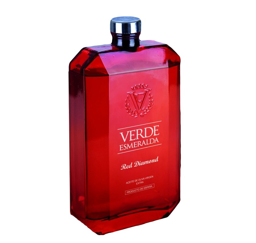 Verde Esmeralda Red Diamond, Royal variety. 500 ml
