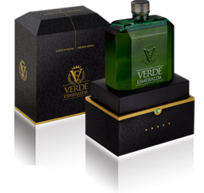 Verde Esmeralda Luxury (Glass Bottle 500ml + Gift Box)