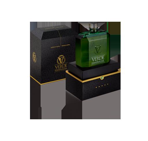 Verde Esmeralda Luxury (Glass Bottle 500ml + Gift Box)