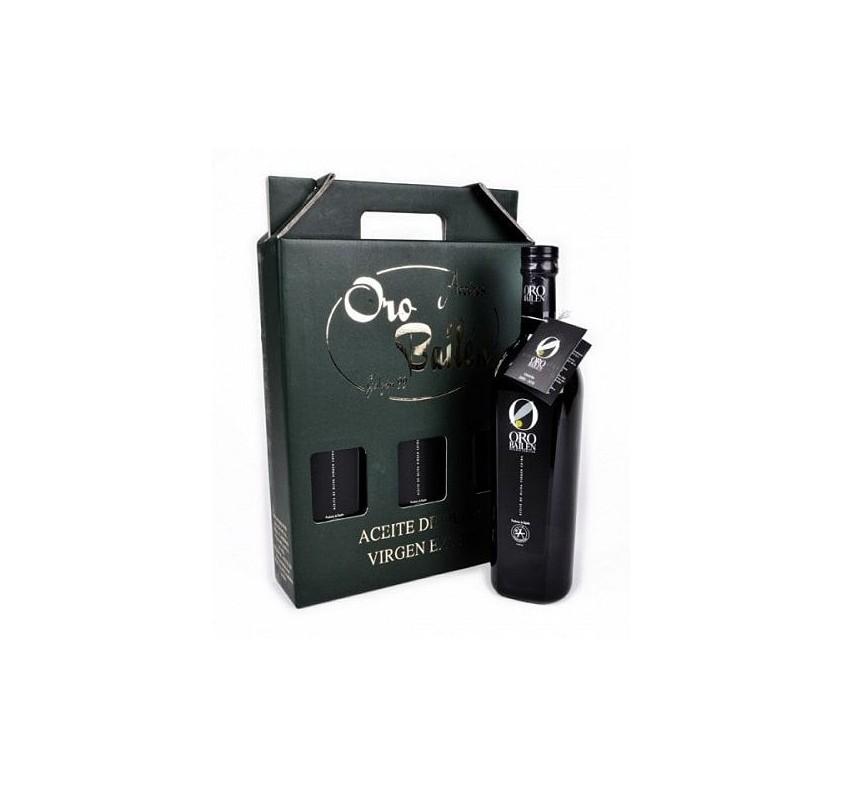 Oro Bailen gift box 3 bottles