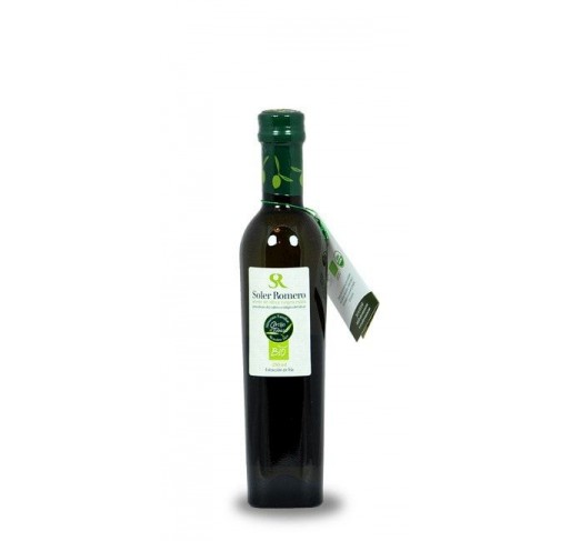 Soler Romero. Picual Olive oil. 24 bottles of 250 ml.