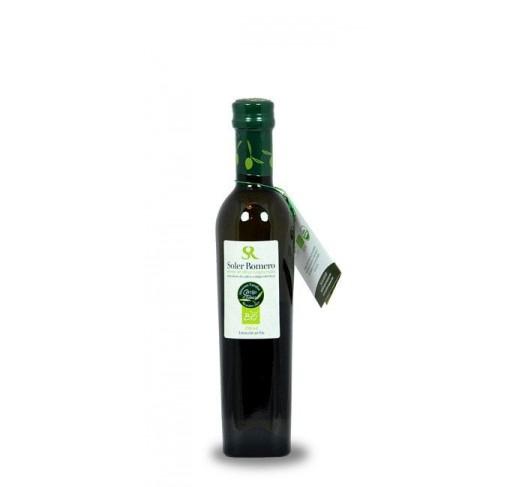 Soler Romero. Picual Olive oil. 24 bottles of 250 ml.