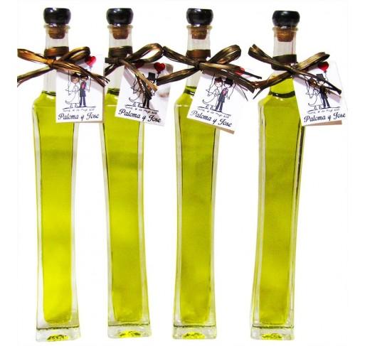 Botellita Esmeralda 100 ml. Aceite de oliva virgen extra
