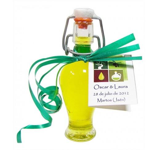 Botellita Anfora 40 ml. Aceite de oliva virgen extra