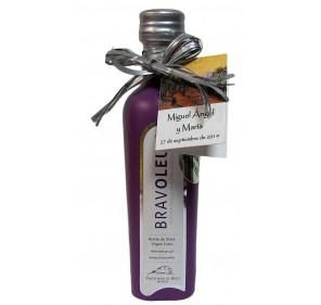 Botellita Bravoleum 100 ml. Aceite de oliva virgen extra