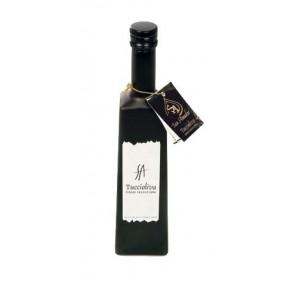 Aceite de oliva virgen extra Tuccioliva variedad picual. Botella solitude de 500 ml.
