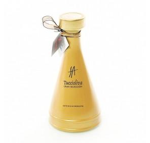 Tuccioliva. Aceite de oliva Picual. Botella Olivia Oro 500 ml