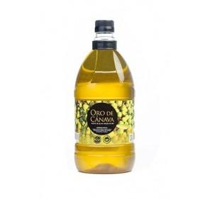 Oro de Cánava. Picual Olive oil. 2 liters