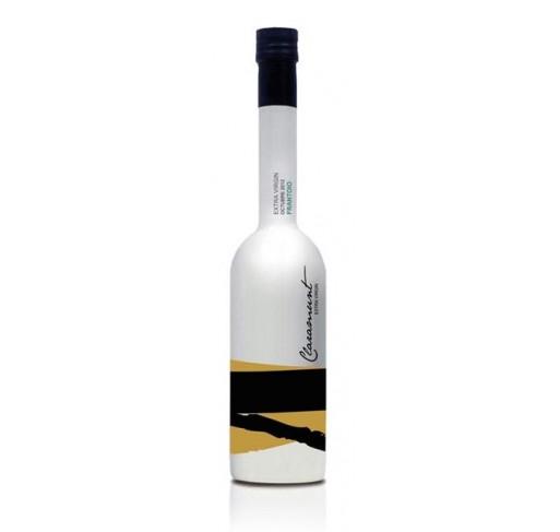 Claramunt. Aceite de oliva Frantoio. 6 botellas de 250 ml.