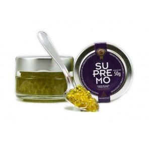 Supremo. Caviar Olive oil....