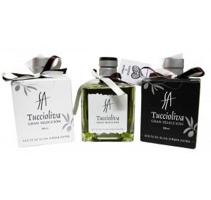 Bottelita Mystic. Aceite de oliva picual Tuccioliva. 250 ml.
