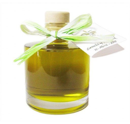 Mini glass bottle Aranda. Extra virgin olive oil 100 ML