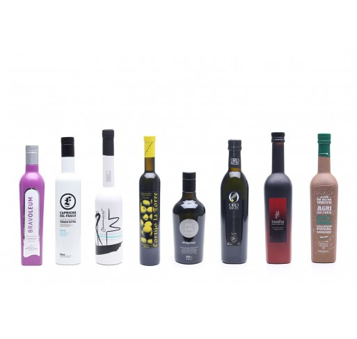 Aceites Jaén selection 2016-17