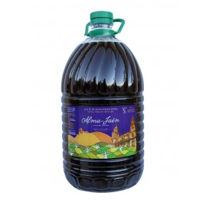 Extra virgin olive oil. Alma Jaén. 5 Liters.