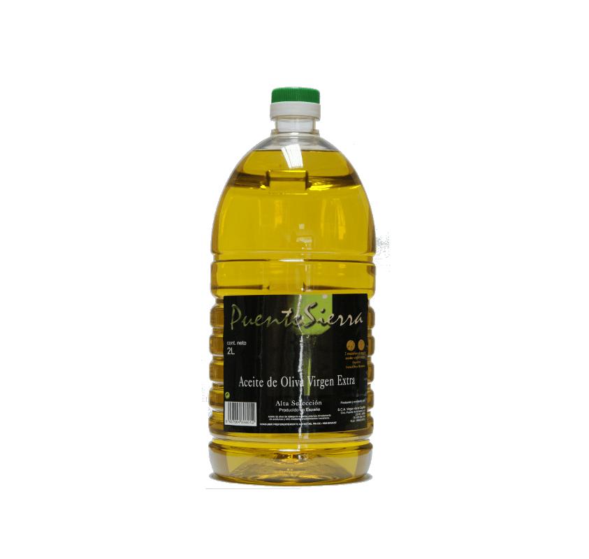 Puente Sierra. Picual Olive oil. 2 Liter.