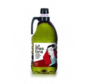 La Pastira. Aceite de oliva Picual. 6 garrafas de 2 Litros.