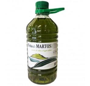 Peña de Martos. Picual olive oil. 2 liters