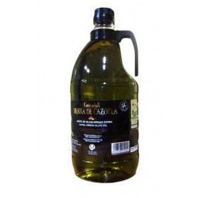 Sierra Cazorla. Picual olive oil. 2 liters.