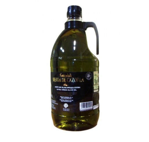 Sierra Cazorla.Picual Olive oil. 9 bottles of 2 Liters
