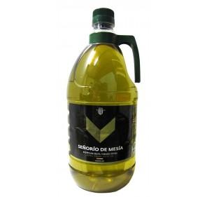 Señorío de Mesía. Aceite de oliva Picual. 2 Litros.