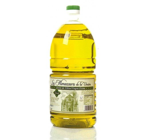 Unioliva. Picual Olive oil. 8 bottles of 2 Liters