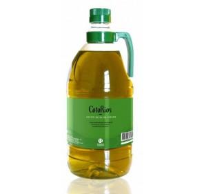 Coto Rios. Aceite de Oliva Picual. 6 Garras de 2 litros